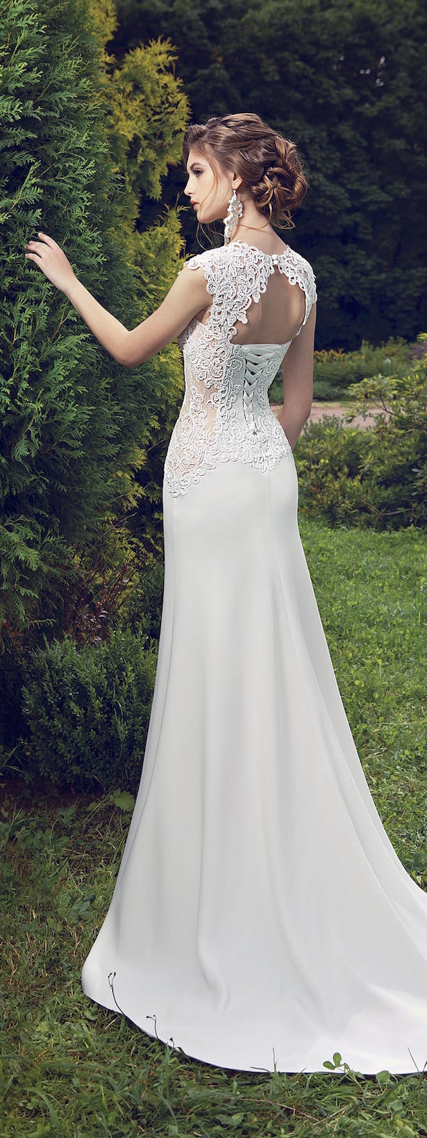 Milva 2016 wedding dresses fairy gardens collection for How to find the perfect wedding dress