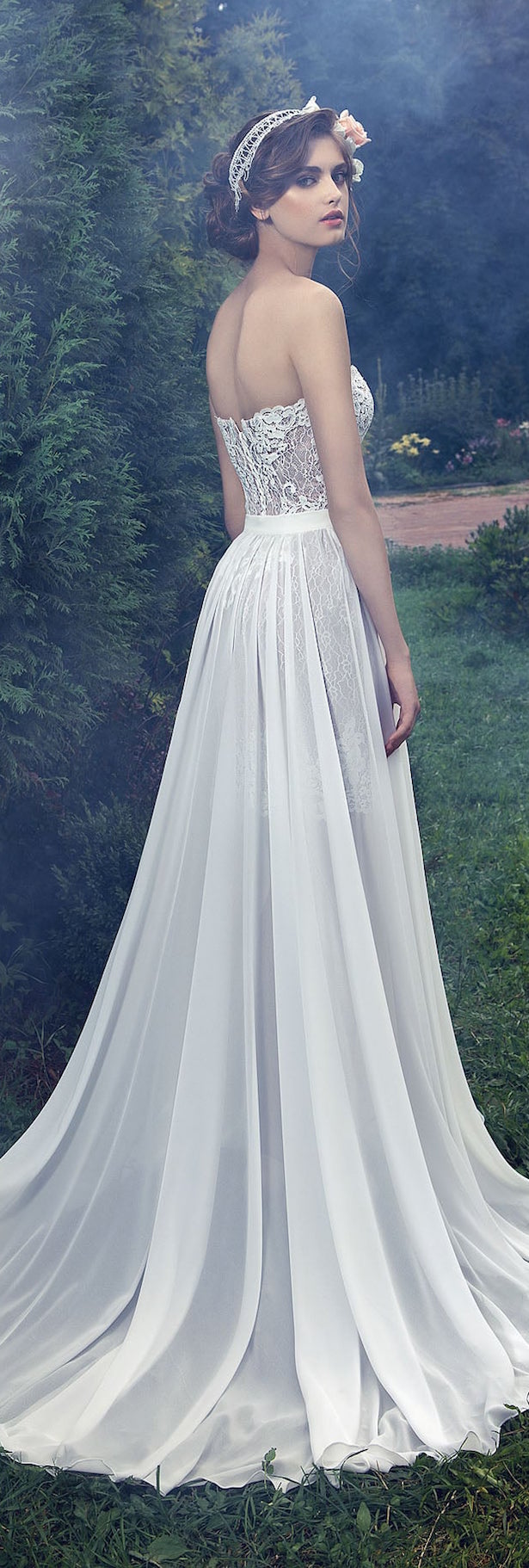 Milva 2016 wedding dresses fairy gardens collection belle the milva 2016 wedding dresses junglespirit Choice Image