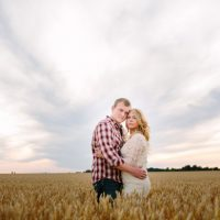 Ohio engagement - Morgan Lindsay Photography