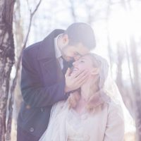 Romantic wedding picture idea - Mathew Irving Photography