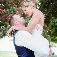 Beautiful wedding picture - Sage to Sea Film Photography