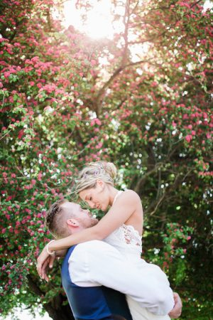 Romantic wedding picture - Sage to Sea Film Photography