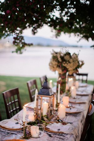 Waterfront Wedding Reception - Sage to Sea Film Photography