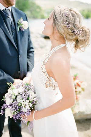 Bohemian Wedding - Sage to Sea Film Photography