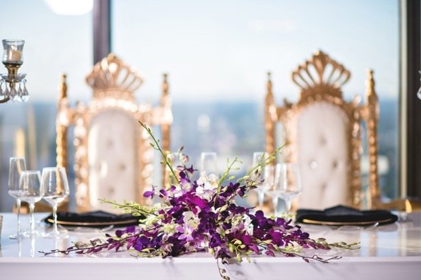 Sweetheart table - Dauss FOTO