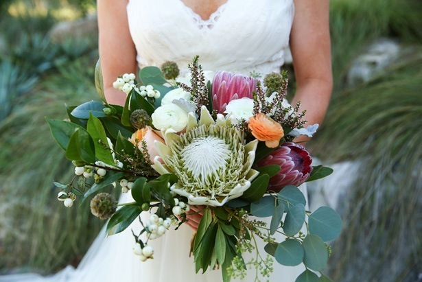 Wedding bouquet - Hyde Park Photo