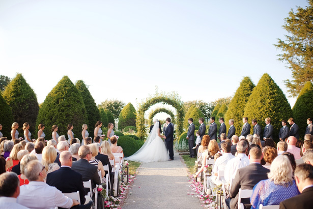 Wedding ceremony photo idea - Justin Wright Photography