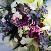 Wedding flowers - Mathew Irving Photography