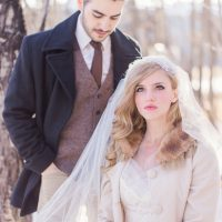 Winter Wedding - Mathew Irving Photography