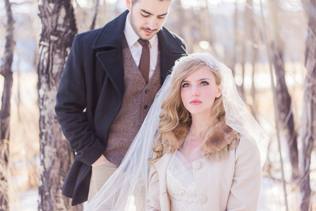 Winter Wonderland Wedding - Mathew Irving Photography