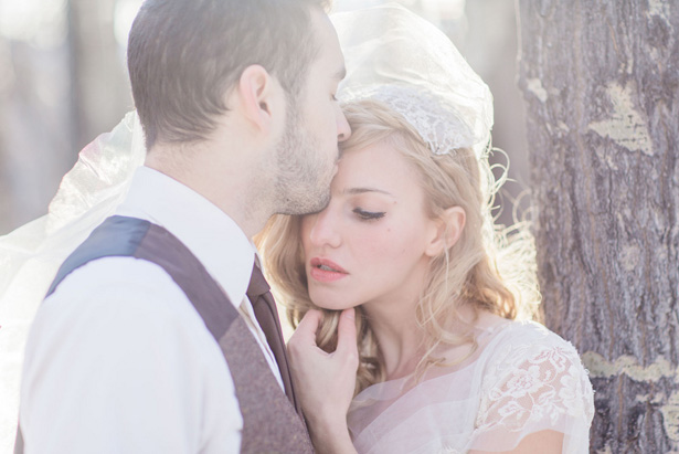 Winter Wedding picture idea - Mathew Irving Photography