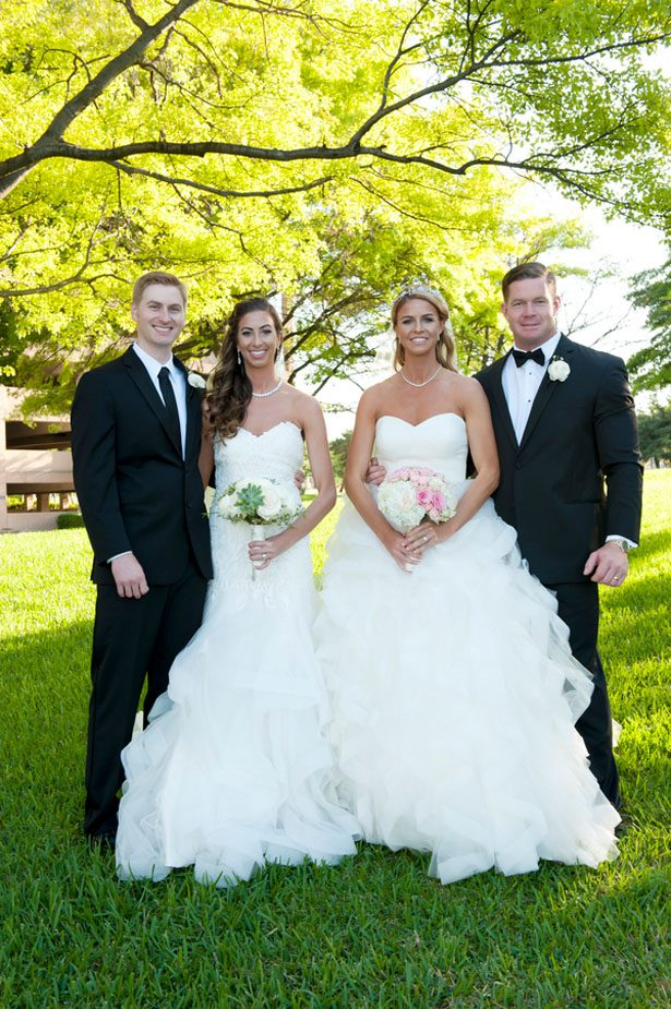 Double Wedding In Texas Belle The Magazine