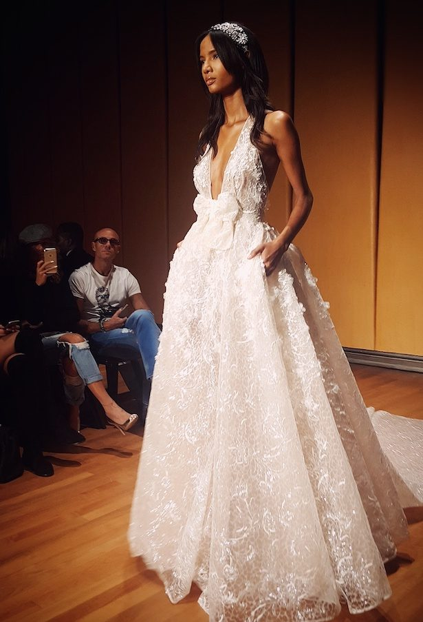 What Really Happens at Bridal Fashion Week + My Recap Part 1