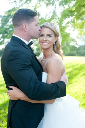 Outdoor wedding photo - Tamytha Cameron Photography