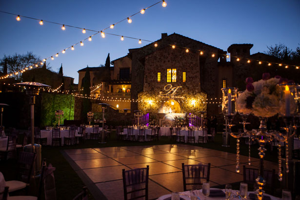 Outdoor Wedding venue - Life's Highlights
