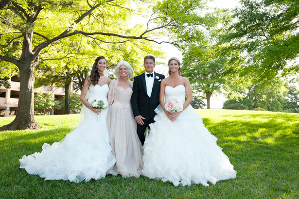 Double wedding pictures posters news and videos on your double wedding picture wedding ideas jpg junglespirit Gallery