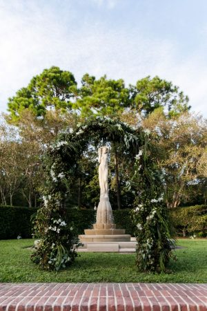 Botanical garden wedding venue - Arte De Vie