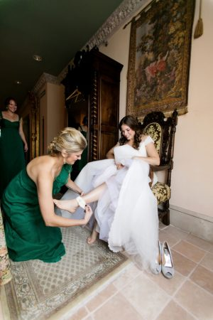 Bride getting ready - Arte De Vie