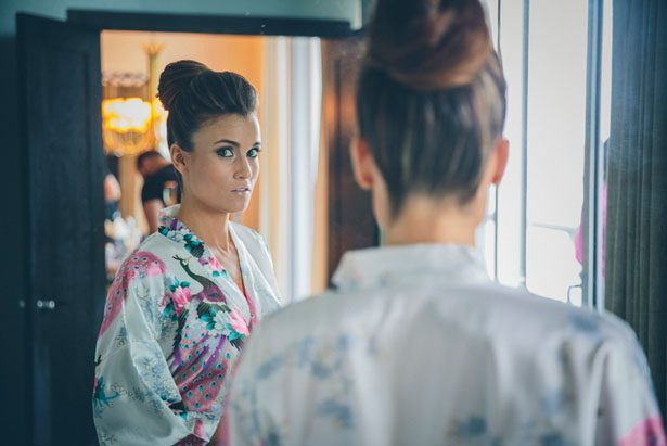 Bride getting ready - Kane and Social
