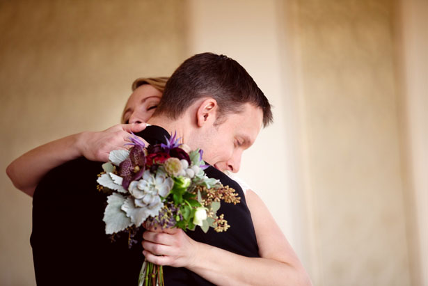 Elegant wedding bouquet - Mad Chicken Studio