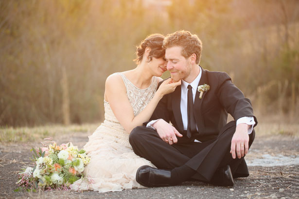 Romantic wedding - j.woodbery photography