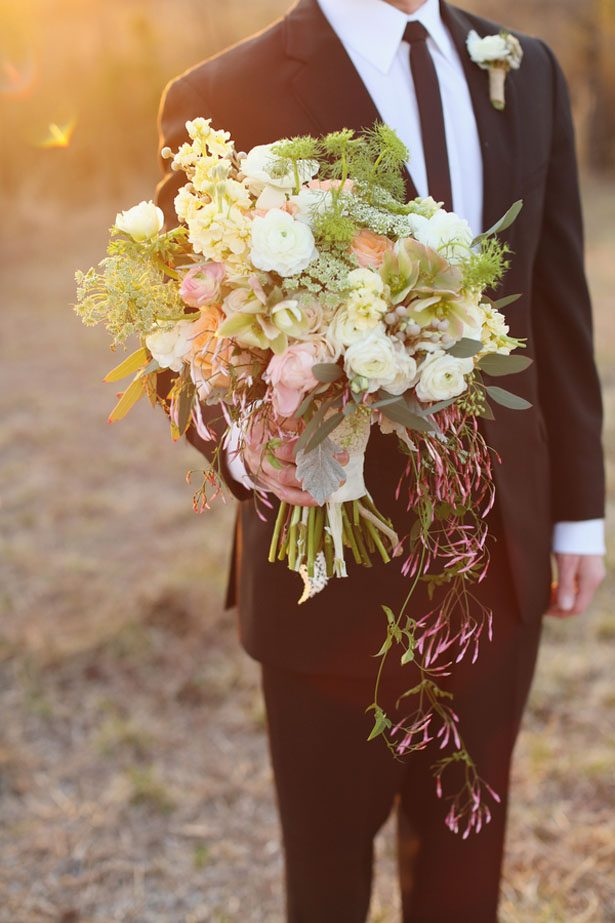 Intimate Whimsical Wedding