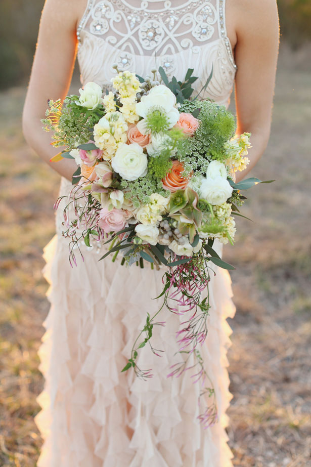 Stunning wedding bouquet - j.woodbery photography