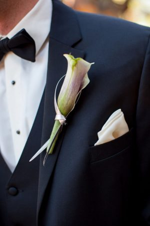 Wedding boutonniere - Life's Highlights