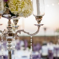 Wedding elegant centerpiece - Life's Highlights