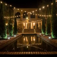 Wedding outdoor details - Life's Highlights
