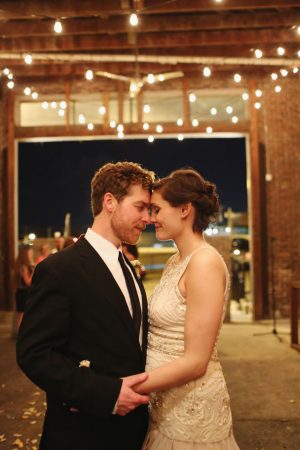 Wedding portrait - j.woodbery photography