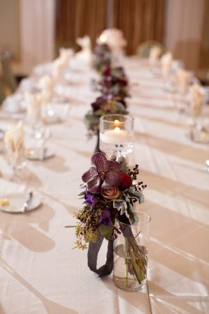 Wedding table details - Mad Chicken Studio