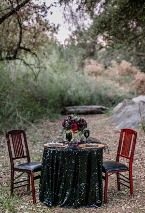 Wedding tablescape - Sweet Blooms Photography