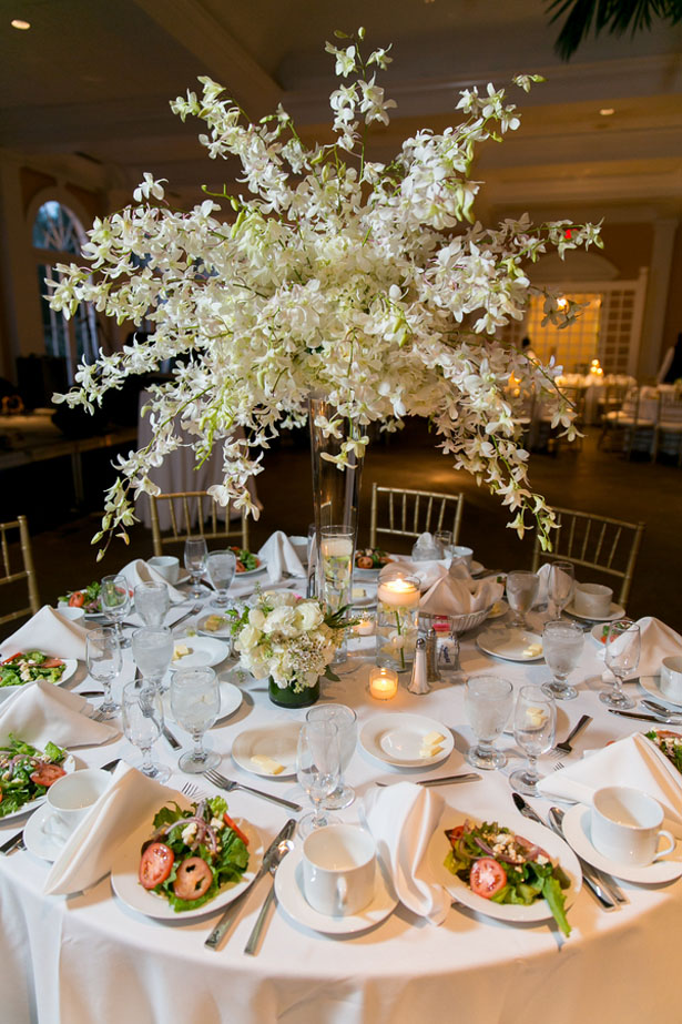 Tall Wedding centerpiece - Arte De Vie