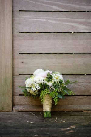 White bride bouquet - Arte De Vie
