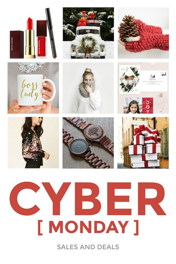 Cyber Monday Deals + Gifts for The Fashionista