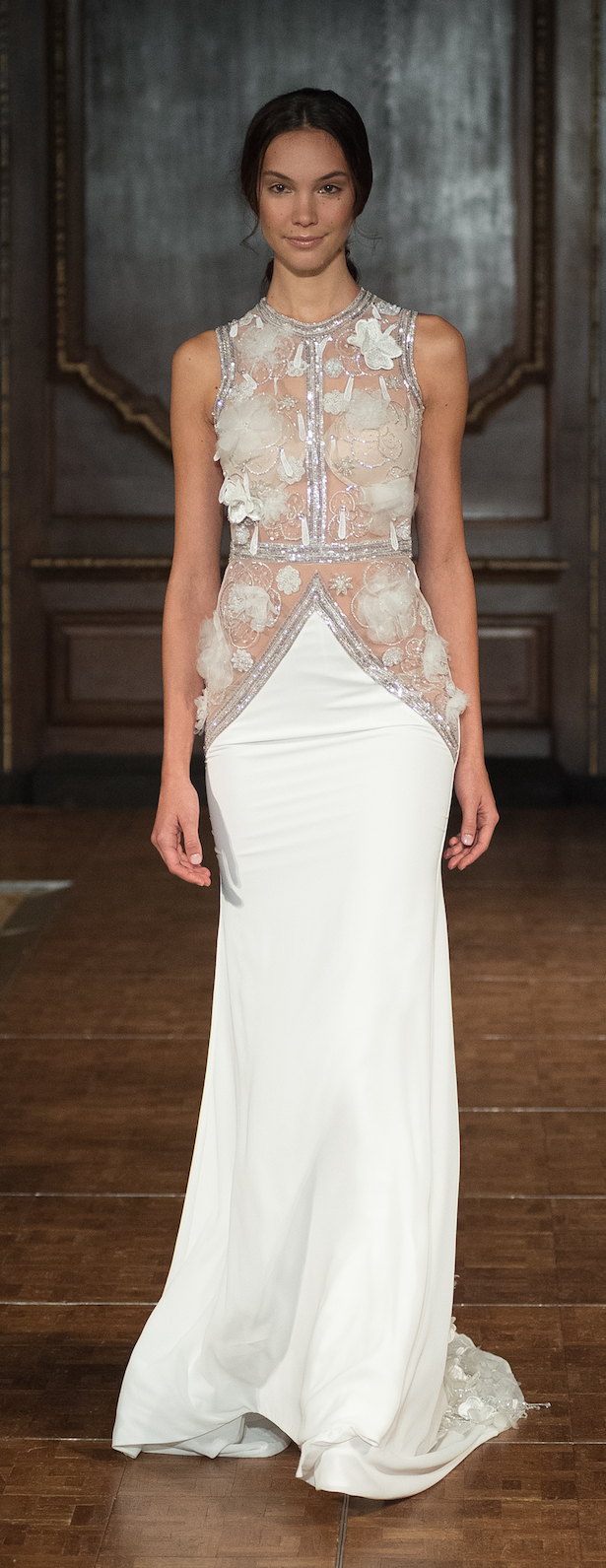 Wedding Dress - Idan Cohen 2017 Bridal Collection 4