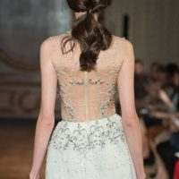 Wedding Dress - Idan Cohen 2017 Bridal Collection