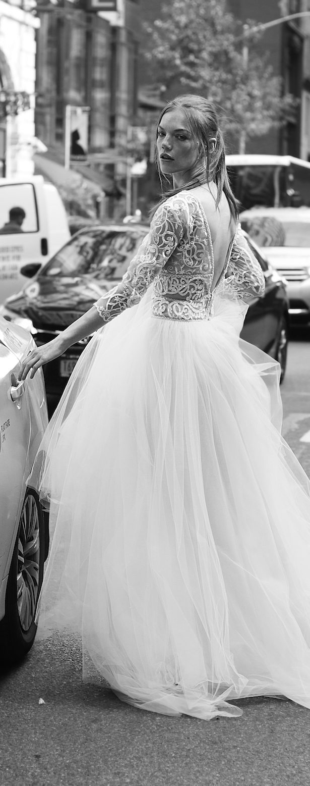 Wedding Dress by Adam Zohar 2017 Bridal Collection