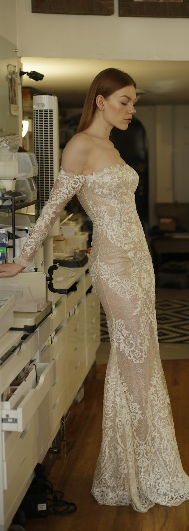 Wedding Dresses by Adam Zohar 2017 Bridal Collection