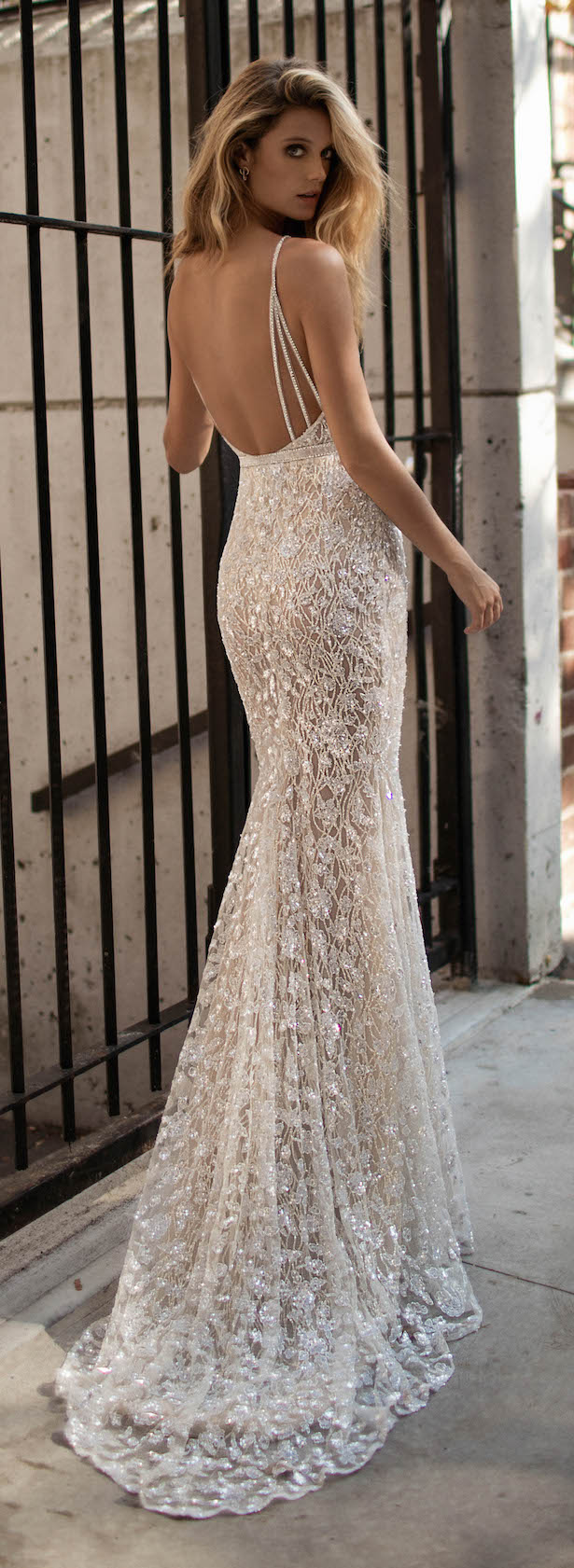 Berta bridal fall 2017 collection belle the magazine for Fall wedding dresses 2017