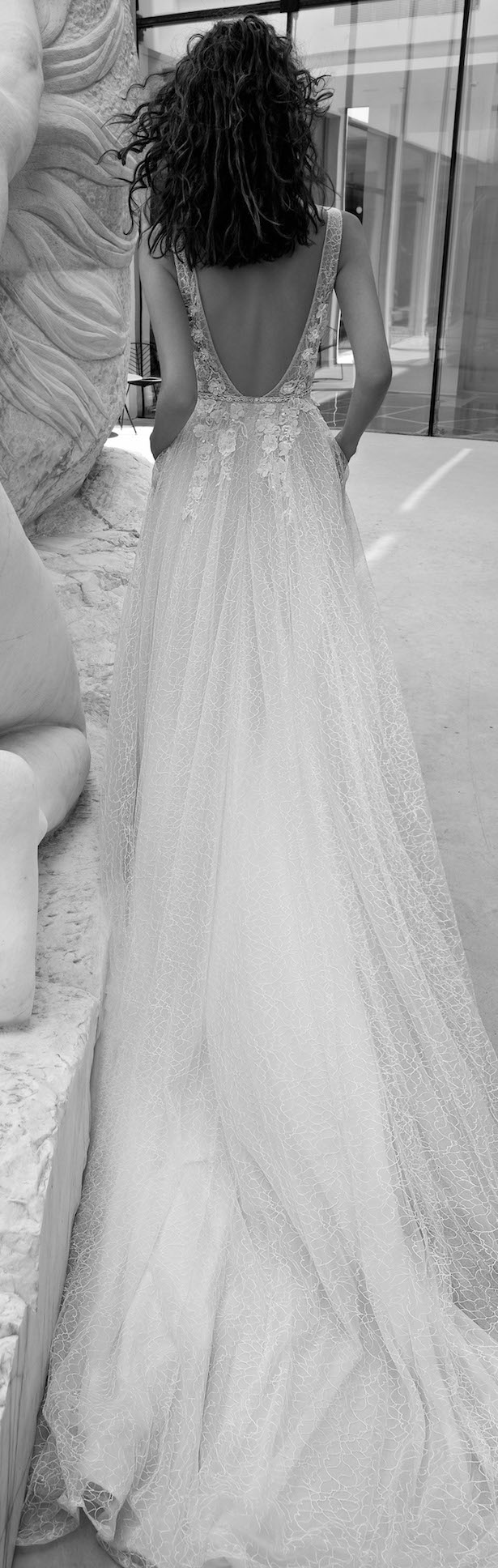 Wedding Dress by FLORA Bridal 2017 Collection