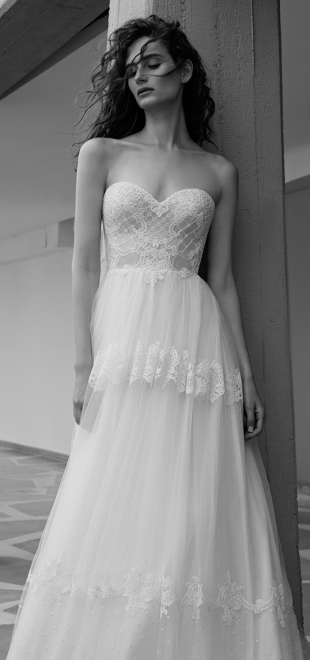Black And Ivory Wedding Dresses