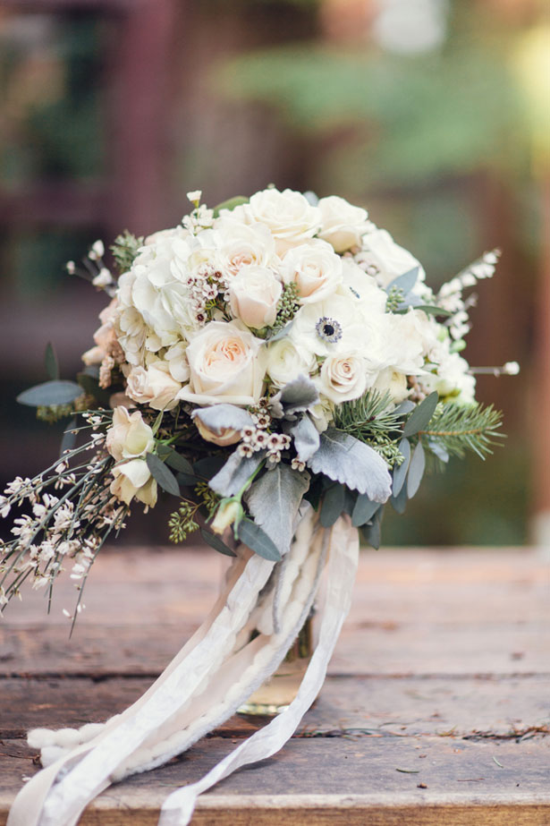 Beautiful bridal bouquet - Jennifer Fujikawa Photography