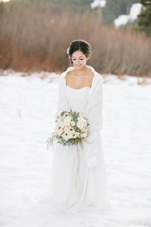 Beautiful bride - Jennifer Fujikawa Photography