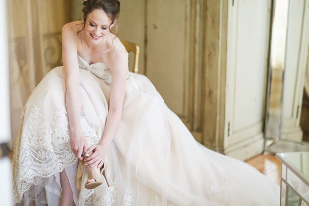 Beautiful bride - Sarah Goodwin Photography
