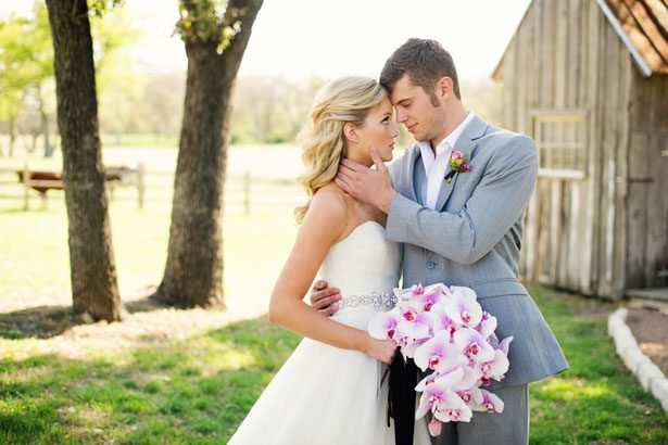 Beautiful bride and groom - Jenna Leigh Wedding Photography