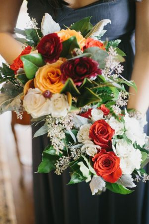 Beautiful bridesmaid bouquet - OLLI STUDIO