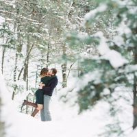 Beautiful engagement photo - Mallory Renee Photography