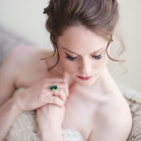 Beautiful engagement ring - Sarah Goodwin Photography